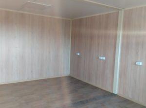 Модульная столовая (6 х 2.8х4.8 м.)