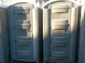 Долгосрочная аренда туалетных кабин (от 1000 грн)