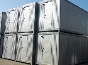 Двухэтажный модуль  <br> (6х2.45х2.50 м)