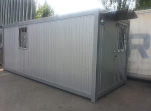Дачный домик <br> (6х2.4х2.50 м)